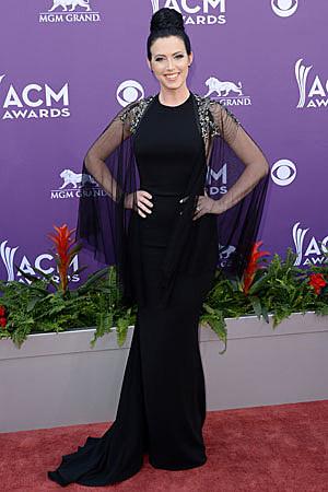 Shawna Thompson Worst Dressed ACM Awards