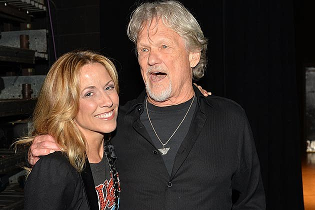 Sheryl Crow Kris Kristofferson All for the Hall