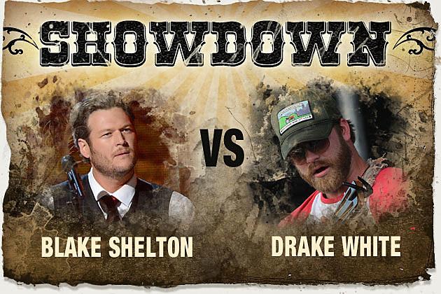 Blake Shelton Drake White