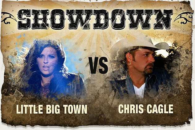 Little Big Town, Chris Cagle
