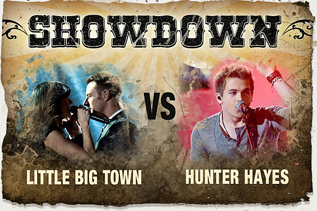 Little Big Town Hunter Hayes