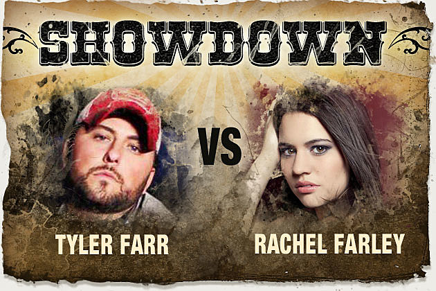 Showdown Tyler Farr Rachel Farley