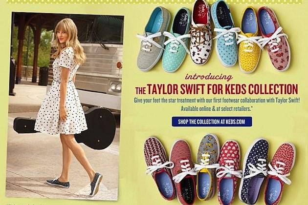 Taylor Swift Keds
