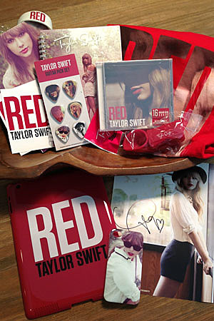 Taylor Swift Prize Pack