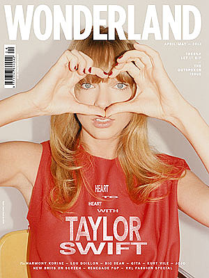 Taylor Swift Wonderland