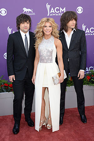 The Band Perry Best Dressed ACM Awards