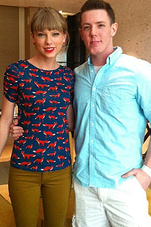 Taylor Swift, Kevin McGuire