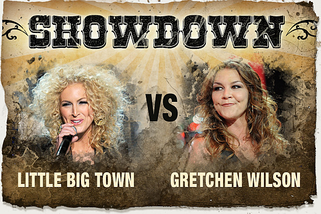 Little Big Town vs. Gretchen Wilson