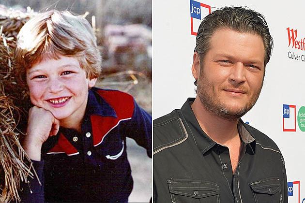 Blake Shelton Kid