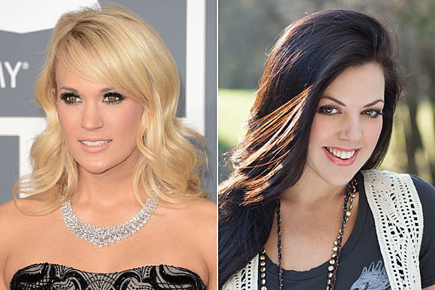 Carrie Underwood Krystal Keith