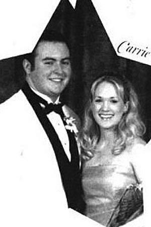 High School   Checotah High School in Checotah  Okla   Go Wildcats  Carrie Underwood In High School