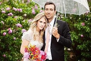 Clara Henningsen wedding