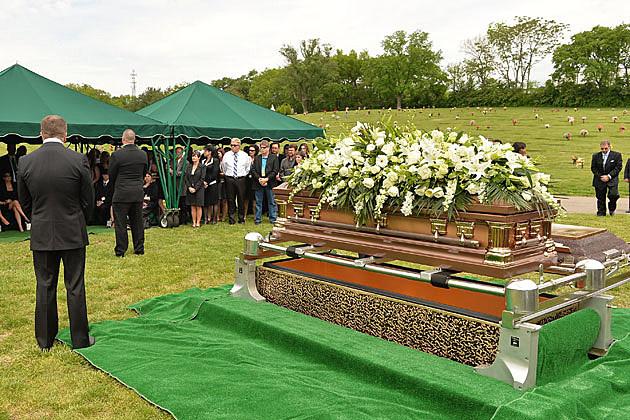 George Jones Funeral 17