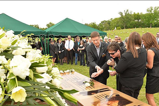 George Jones Funeral 16