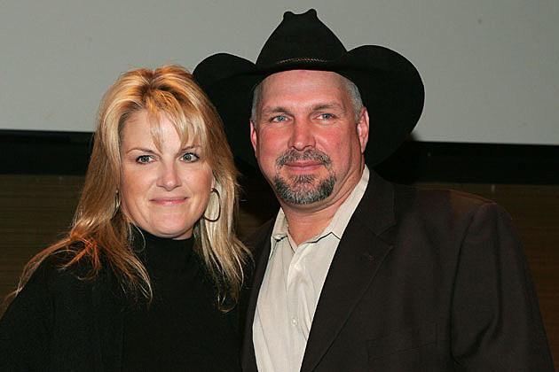 Garth Brooks and Trisha YearwoodGarth Brooks And Trisha Yearwood 2013