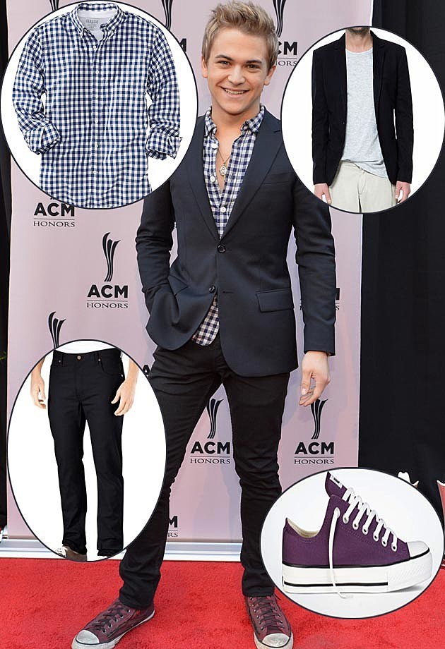 Hunter Hayes Get the Look