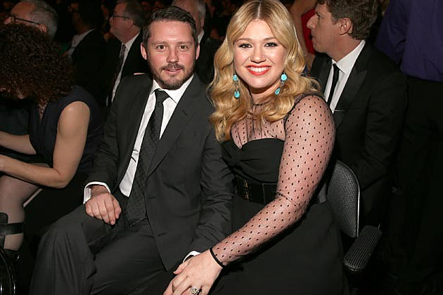 Kelly Clarkson Brandon Blackstock