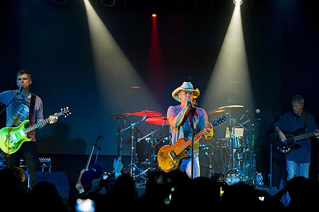 Kenny Chesney SiriusXM Highline Ballroom