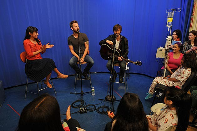 Lady Antebellum Kravis Children Hospital