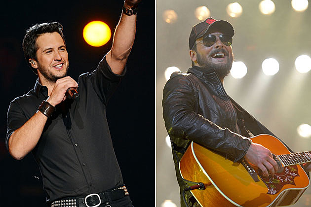 Luke Bryan Eric Church