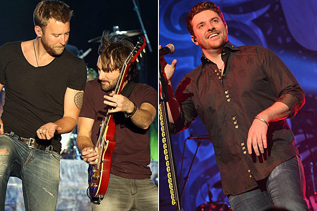Lady Antebellum, Chris Young