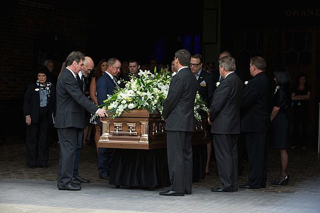 George Jones Funeral 15