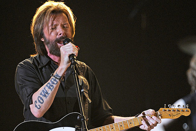 Ronnie Dunn Playlist Blog
