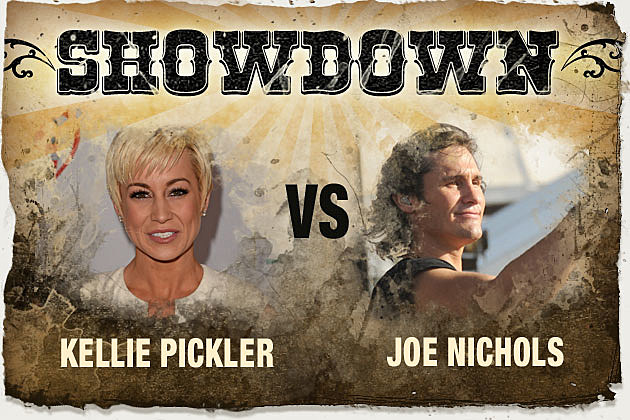Showdown Kellie Pickler Joe Nichols