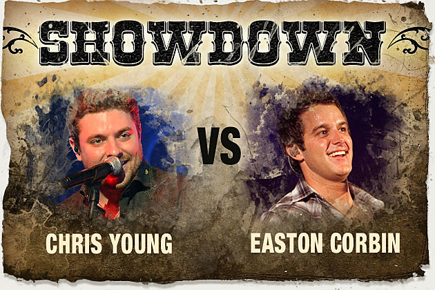 Showdown Chris Young Easton Corbin