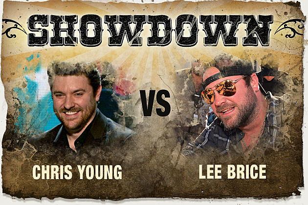 Chris Young Lee Brice Showdown