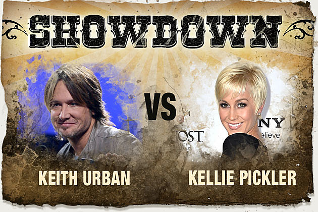 Keith Urban, Kellie PIckler