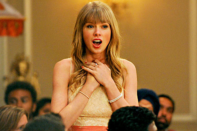 Taylor Swift Cameo New Girl