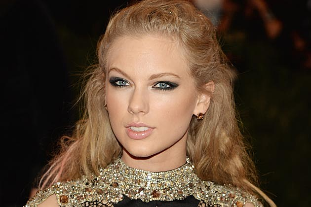 Taylor Swift 2013 Met Ball