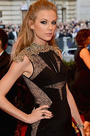 Taylor Swift 2013 Met Ball J. Mendel