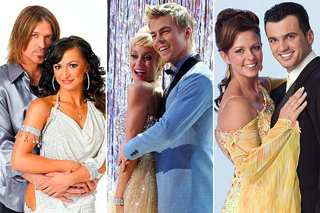 Top Country DWTS