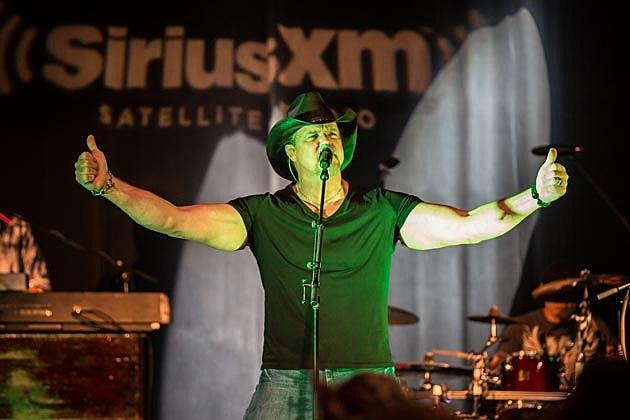 Trace Adkins Sirius XM NYC