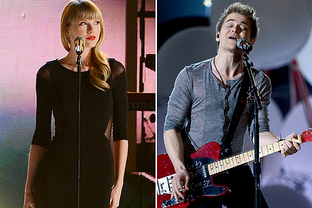 Taylor Swift, Hunter Hayes