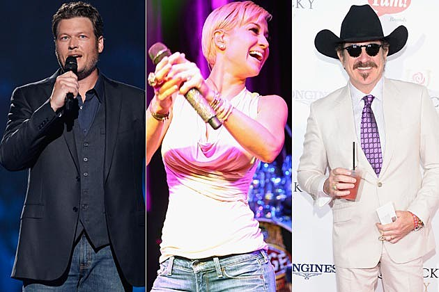 Blake Shelton Kellie Pickler Kix Brooks