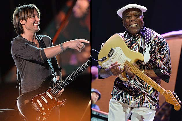 Buddy Guy, Keith Urban