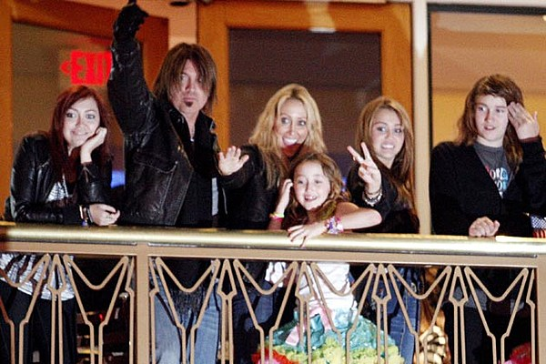 Billy Ray Cyrus Kids Speak Out About Divorce