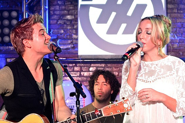 Hunter Hayes; Ashley Monroe