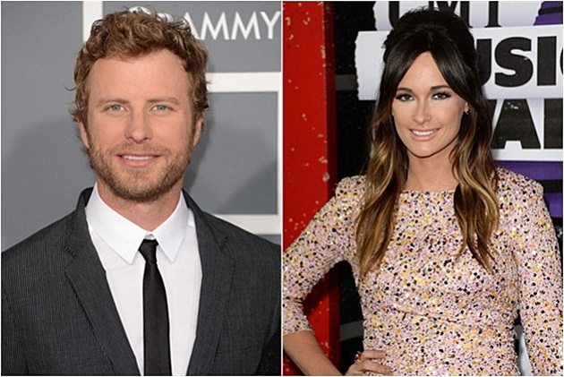 Dierks Bentley; Kacey Musgraves