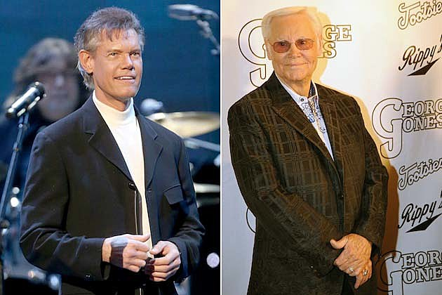 George Jones, Randy Travis