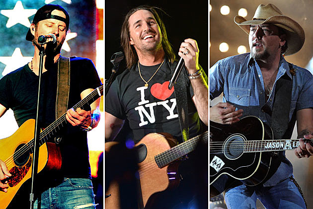 Dierks Bentley Jake Owen Jason Aldean
