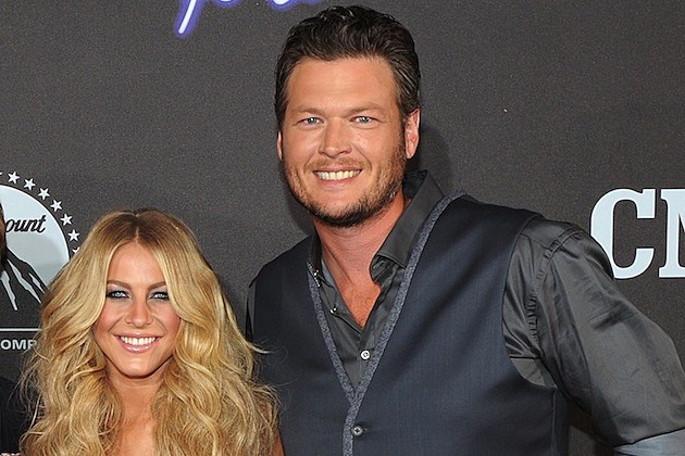 Julianne Hough, Blake Shelton