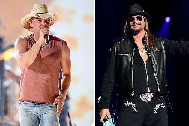 Kenny Chesney, Kid Rock