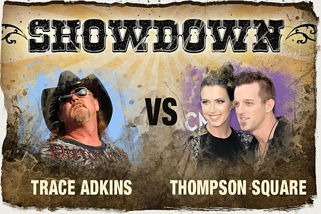 Trace Adkins Thompson Square