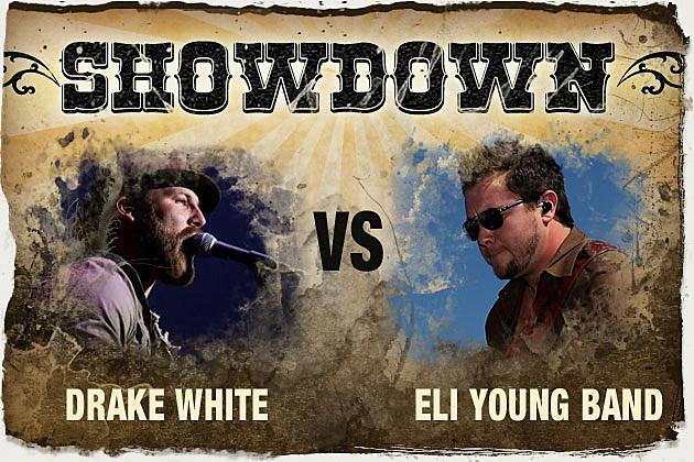 Drake White Eli Young Band