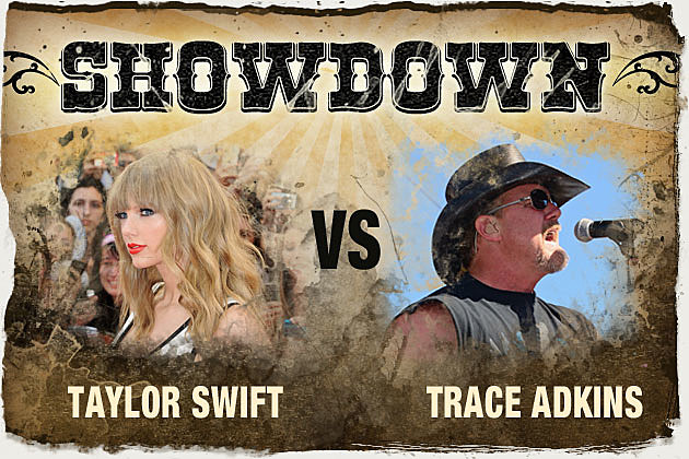 Taylor Swift Trace Adkins