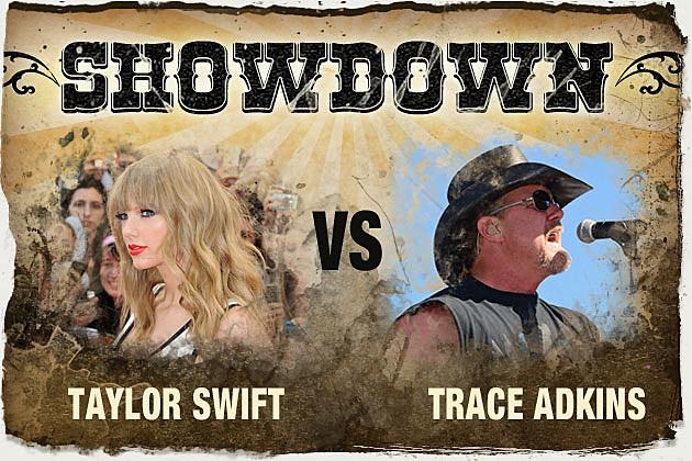 Taylor Swift Trace Adkins